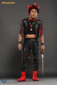 Durant l'absence de Peter Pan, Rufio était le chef des Garçons Perdus. IMAGE : 22 Vision