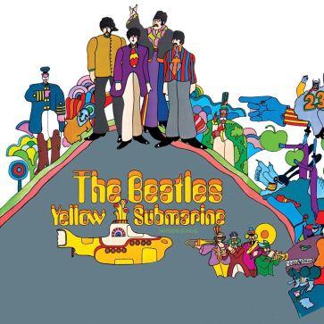 Les légendaires Beatles sortent Yellow Submarine le 13 janvier 1969. Il s'agit de leur dixième album studio.