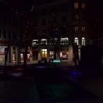 Lausanne Lumières 2019, Place de la Louve © David Trotta