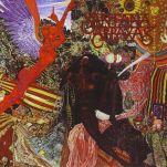 """Révélé à Woodstock, Santana publie """"Abraxas"""", son deuxième album, le 23 septembre. On y perçoit toute la patte du leader, Carlos Santana, notamment avec sa reprise de Oye Como Va mais aussi Samba Pa Ti, création originale."""