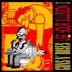 Guns N' Roses - Une Your Illusion I. Image Instagram @springfieldalbums