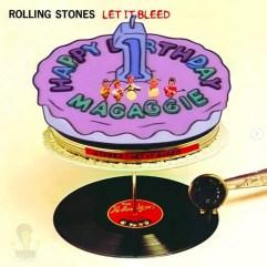 The Rolling Stones - Let It Bleed. Image Instagram @springfieldalbums