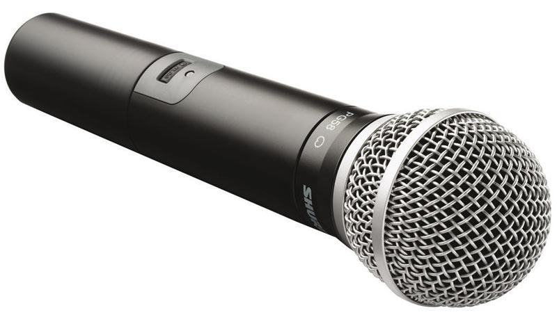 micro Shure SM58