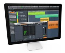 logiciel audio écran MAO