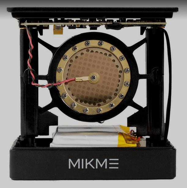 La large membrane du Mikme
