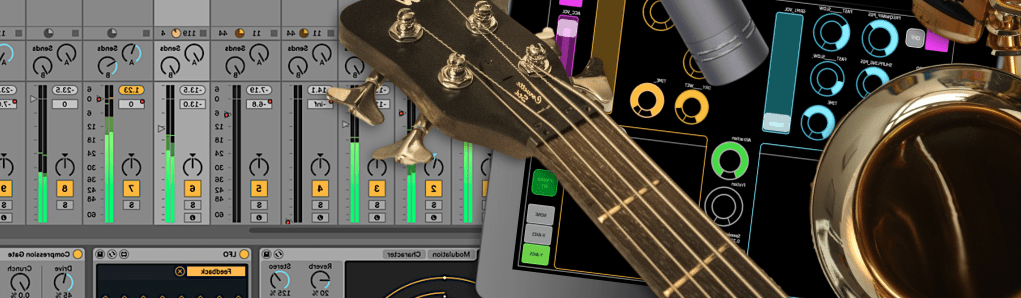 produire votre musique Ableton Live, Lemur, GRM Tools, Max4Live et votre instrument