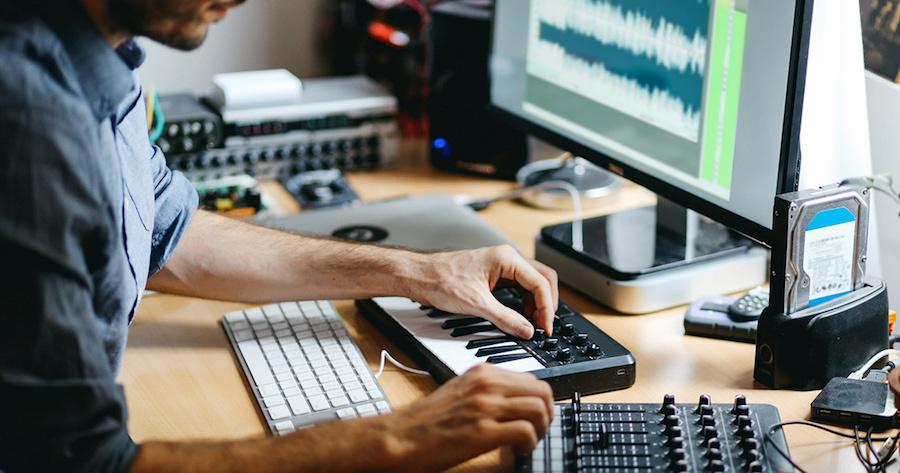 matériel audio dans votre home-studio