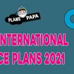 DU International Voice plans