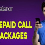 Telenor Prepaid Call packages
