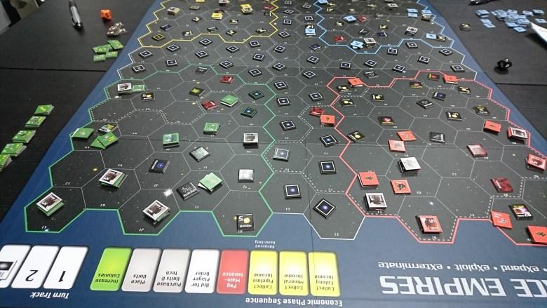 Space Empire 4X