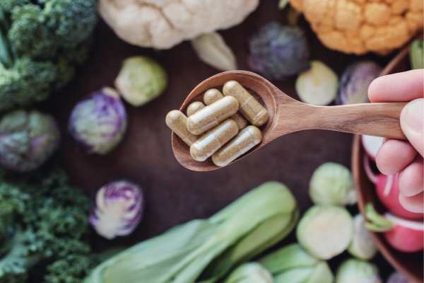 Which supplements are necessary for vegans?