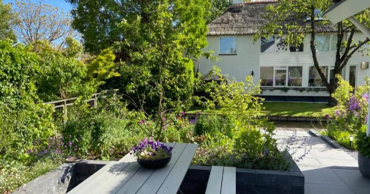Een groenere tuin