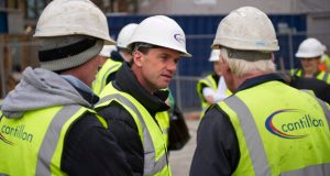 Demolition Firms Give PPE to Medics and Call for More Donations