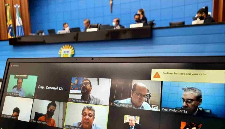 Deputados abrem semana com decisões sobre mudanças na Agepan e no rateio do ICMS