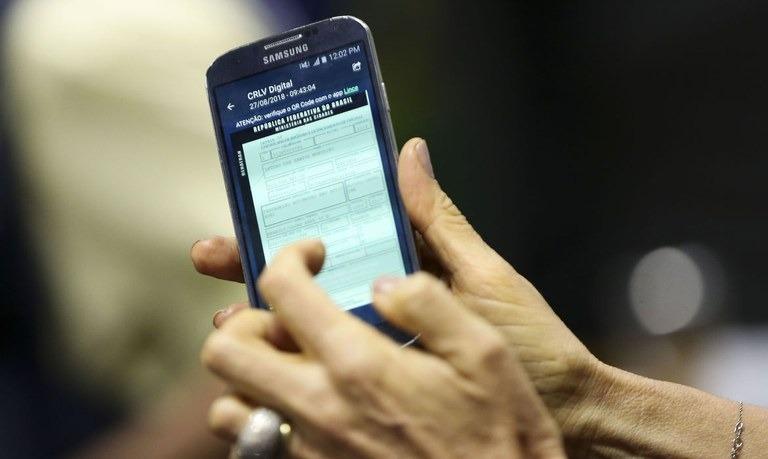 Carteira Digital de Trânsito traz facilidades para o condutor