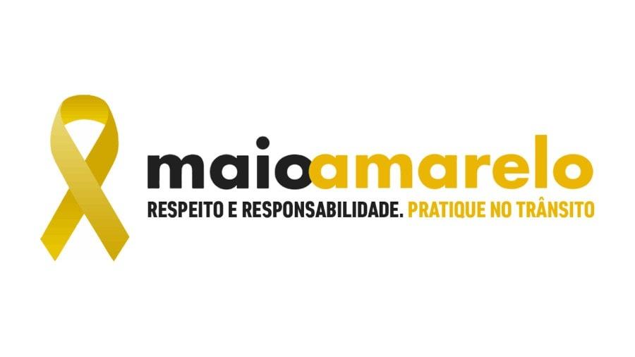 """Maio Amarelo 2021 terá como tema """"Respeito e responsabilidade"""""""