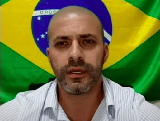 'Vivemos em estado de exceção', afirma Daniel Silveira