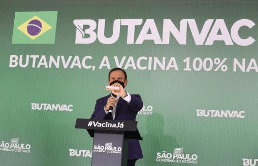 Hospital dos EUA diz que desenvolveu vacina anunciada como 100% brasileira pelo Butantan