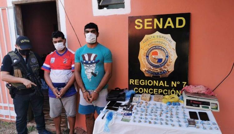 """Polícia fecha """"mercado do crack"""" na fronteira de MS"""