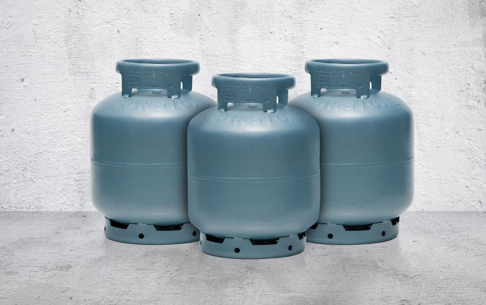 Governo zera impostos federais sobre o óleo diesel e o gás de cozinha
