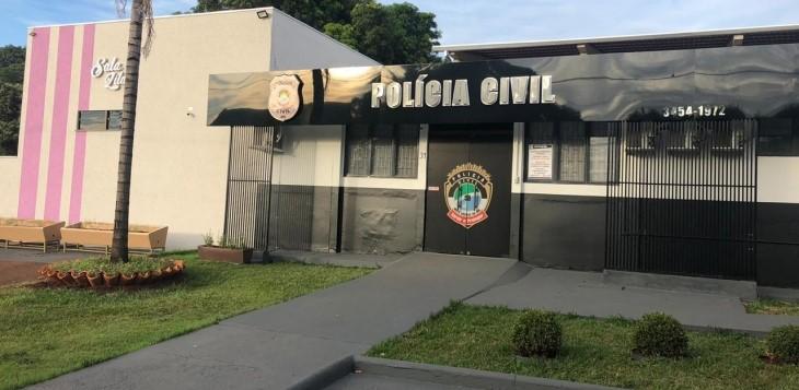 Maracaju: Polícia Civil efetuou a prisão do autor de furto a caminhonete