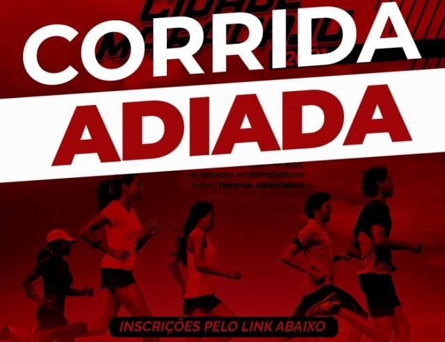 Prefeitura adia Corrida Cidade Maracaju