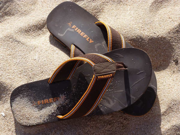 Flip Flops with arch support for plantar fasciitis