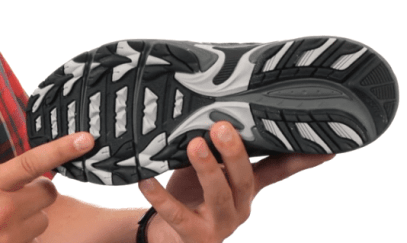 Asics gel venture 5 men shoe soles