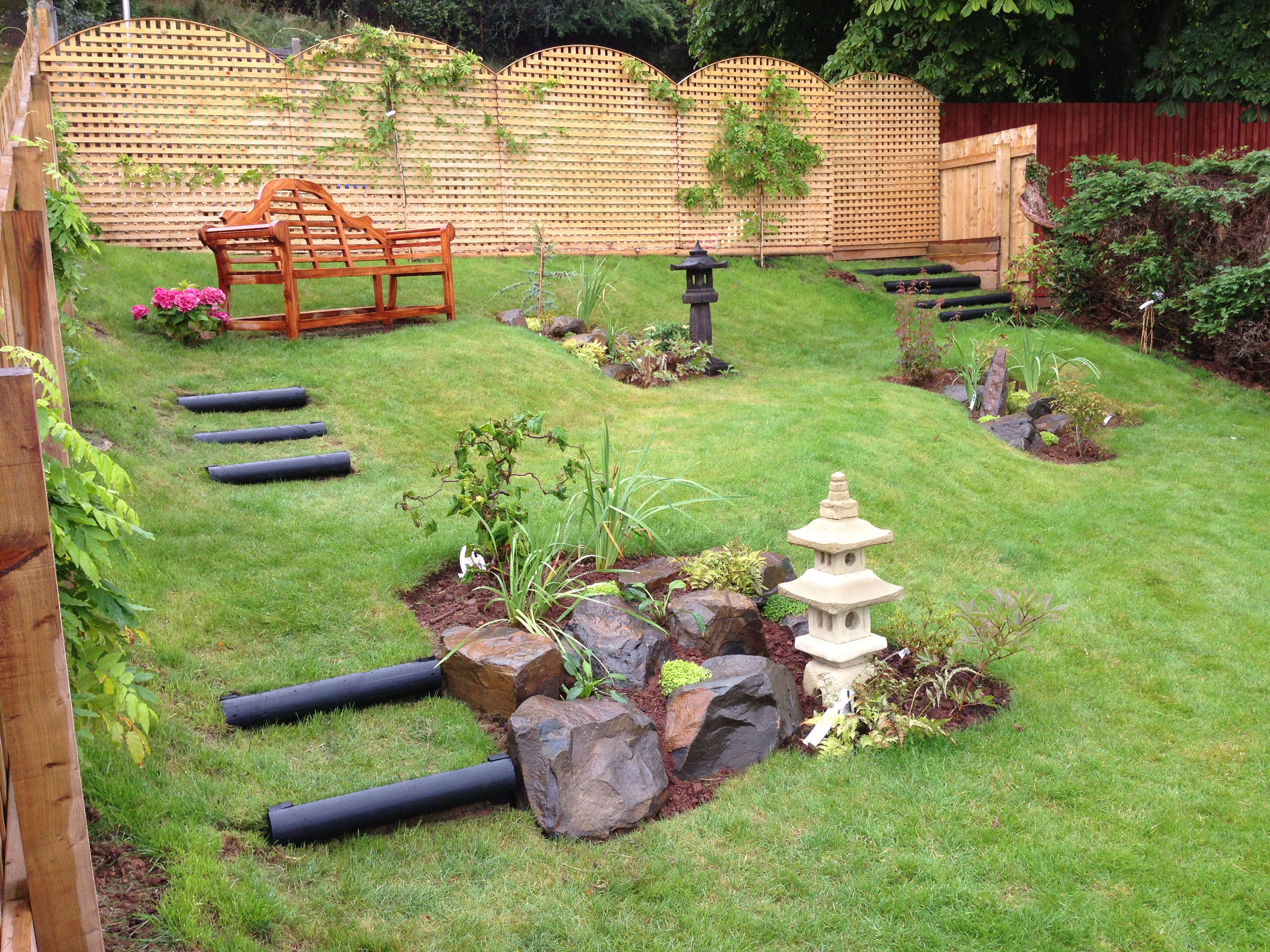 Exeter Japanese garden Designer | Plant A Seed Garden Design on Backyard Japanese Garden Design Ideas id=75231