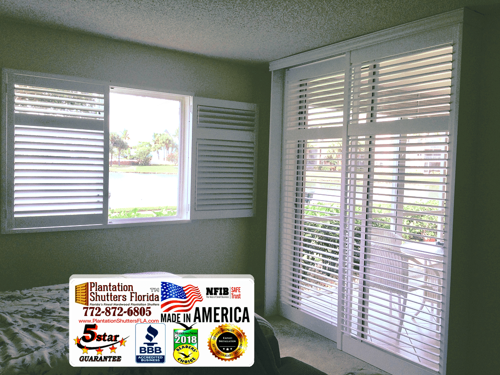 Shutters Plantation Window Shutters In Florida