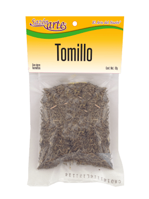 Tomillo 10g
