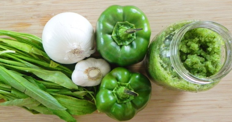 Basics: Homemade Sofrito – Naturally Vegan
