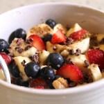 Vegan Superfood Breakfast of Champions
