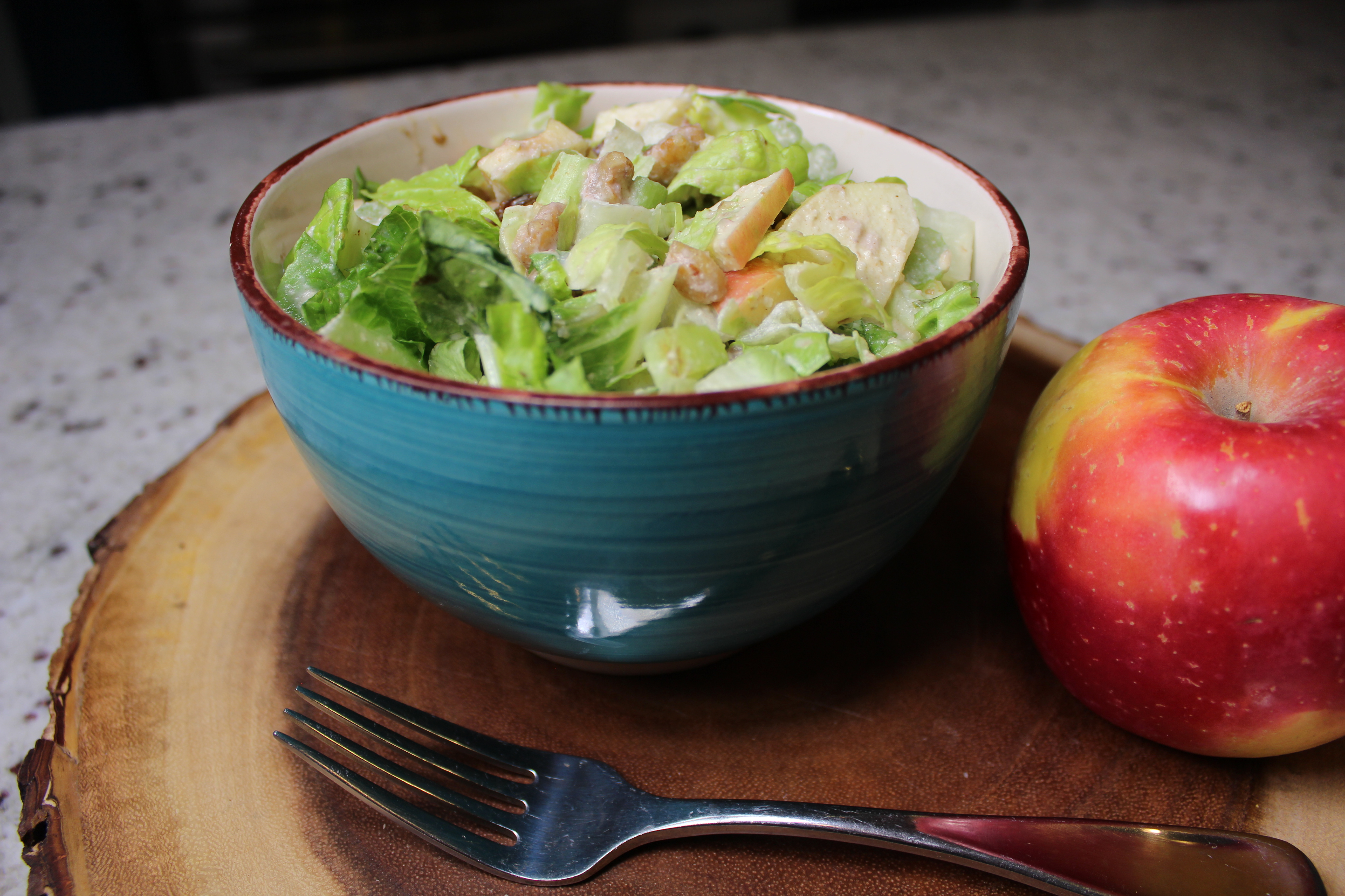 Waldorf Salad The Whole Food Plant Based Cooking Show