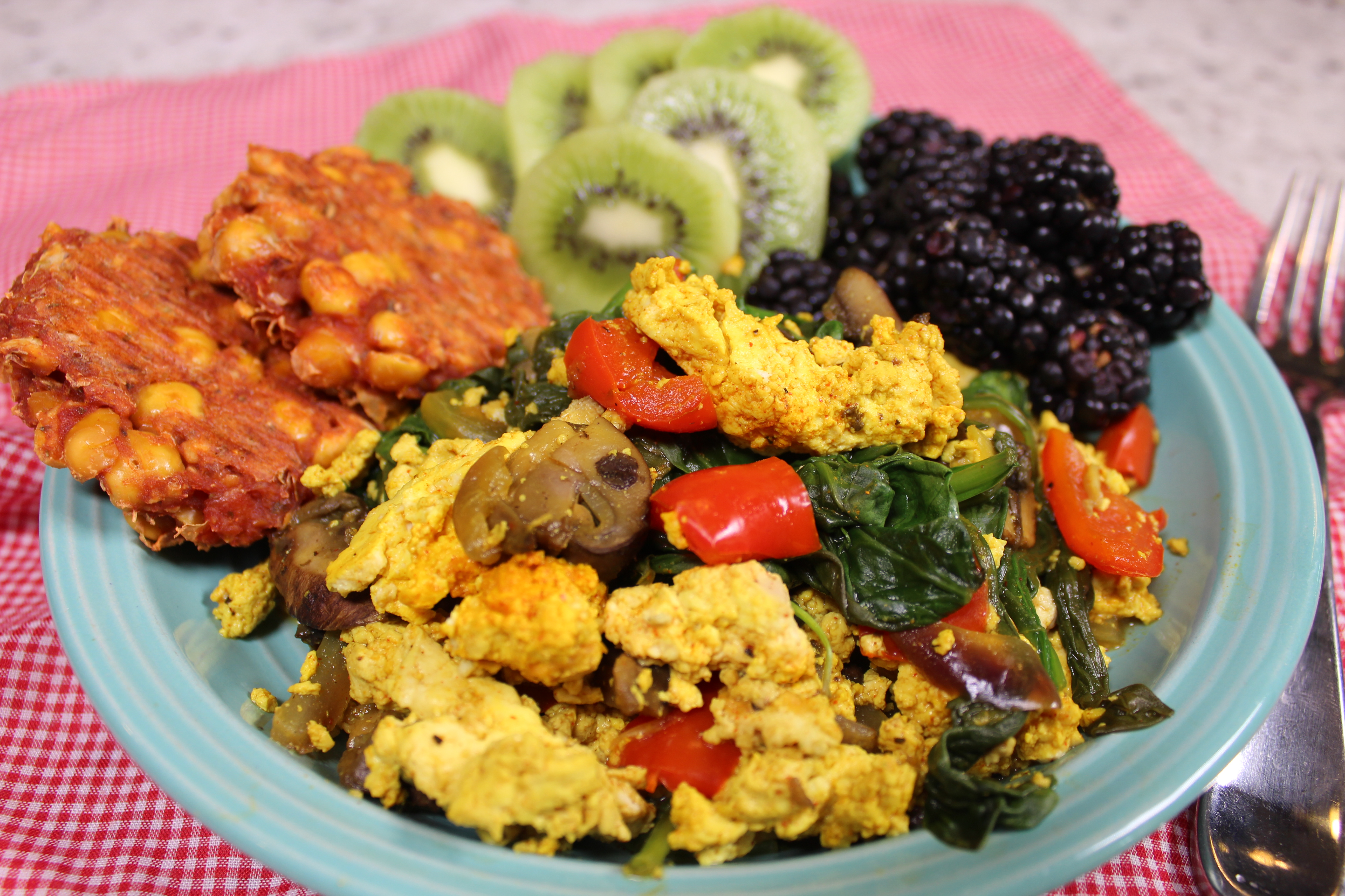 High Protein Plant Based Breakfast The Whole Food Plant Based Cooking Show