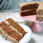 Refined Sugar, Oil and Gluten Free Vegan Carrot Cake