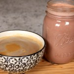 Chocolate Oat Milk & Coffee Creamer