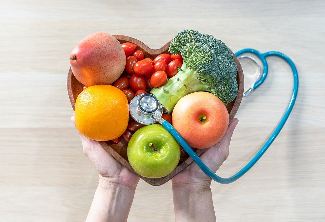 Plant based Lifestyle Living Promotes a healthy heart