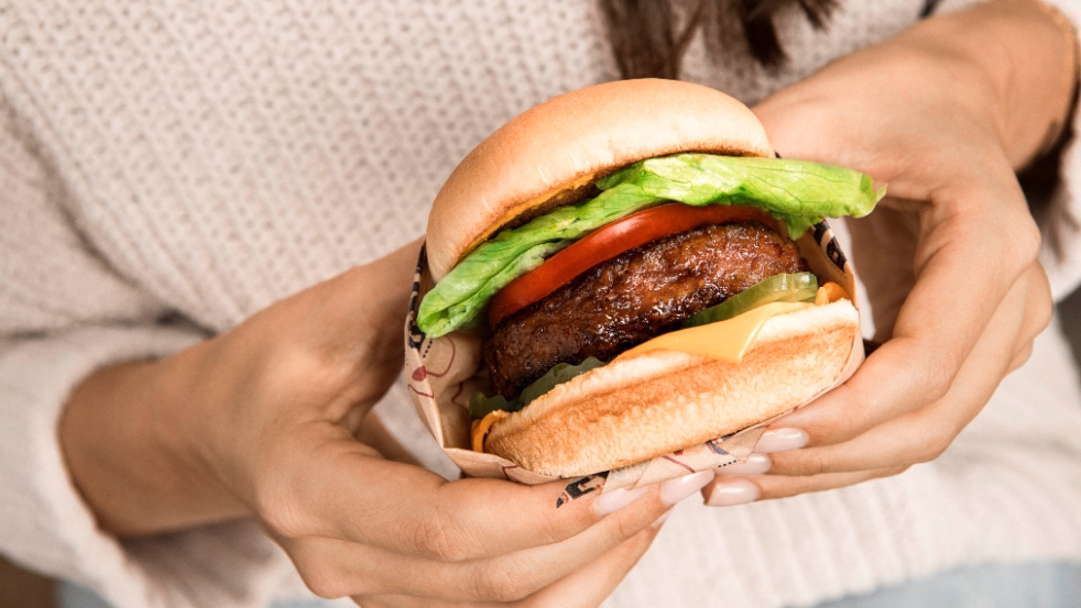 Is Beyond Meat Healthy? An Image of the Beyond Burger