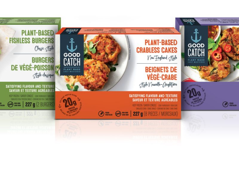 Good Catch vegan fish meals