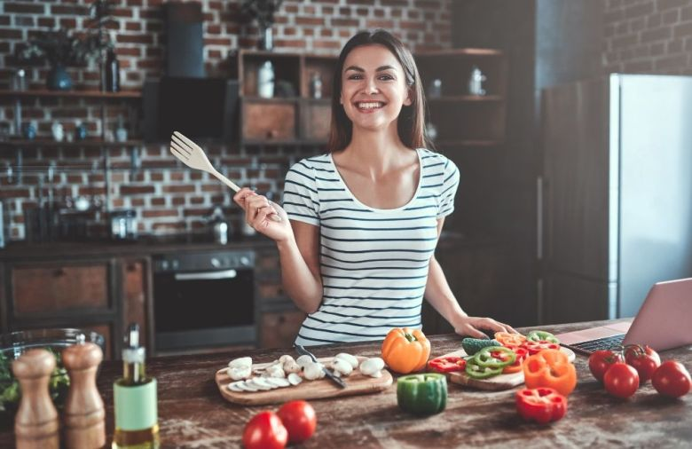 Cooking plant-based foods can be an easy way to promote the lifestyle