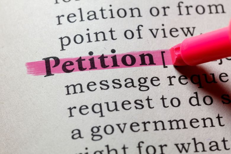 Petitions have always been a strong part of plant-based advocacy