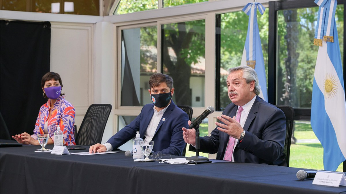 Argentina's President says he'll ditch meat if Paul McCartney plays for him