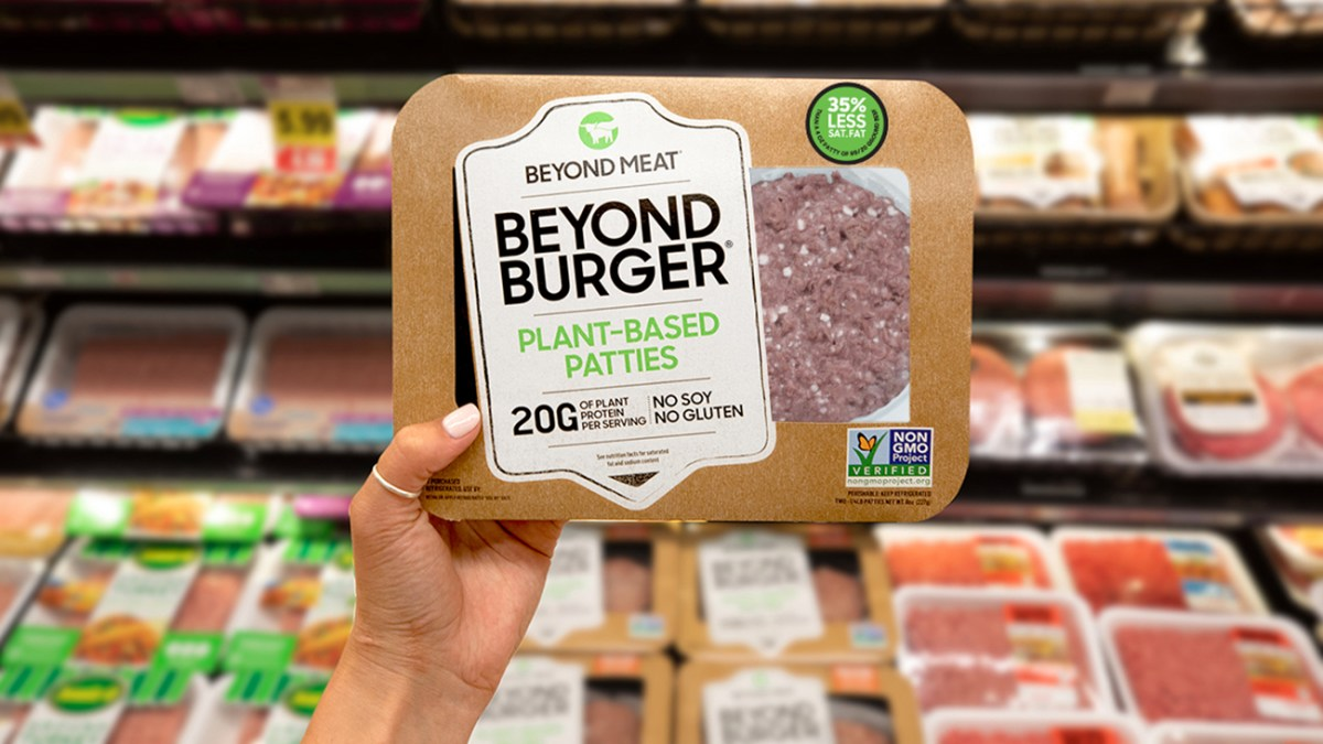 Beyond Meat Partners PepsiCo - Beyond Meat shares surge