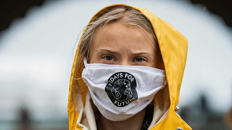 Greta Thunberg calls on people to do more for the planet as her 18th birthday wish