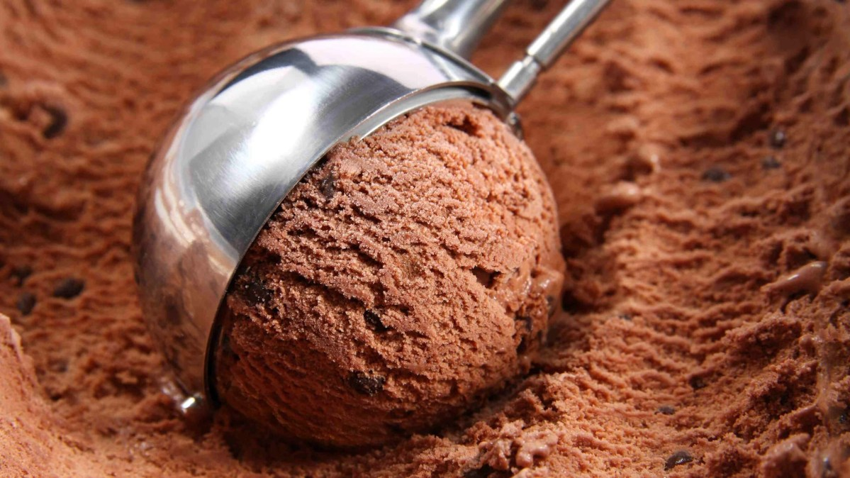 Government officials discover a large batch of ice cream at a factory in northern China was contaminated with coronavirus