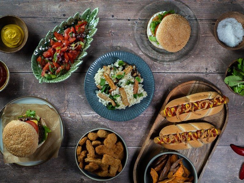 Vegan Meat Brand Fry's Family Food is back in Ocado
