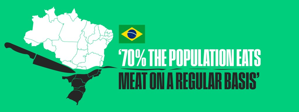 From Brazil To The UK And Beyond: Could This Vegan Meat Brand Be The Future Of Protein?