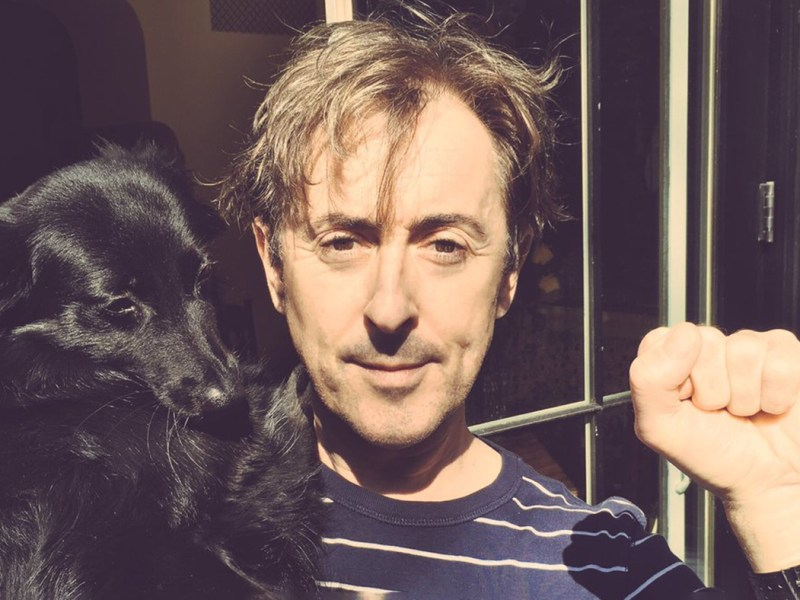 Acclaimed Actor Alan Cumming Urges Starbucks To Ditch Vegan Milk Surcharge