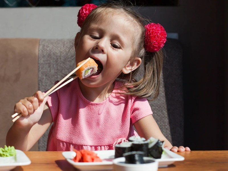Does Eating Fish In Childhood Slash The Risk Of Asthma? An Expert Weighs In